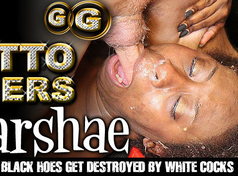 Ms Marshae Destroyed On Ghetto Gaggers